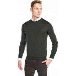 Sweter versa półgolf zielony. Czerwone swetry klasyczne męskie marki Recman, m, z długim rękawem. Za 139,00 zł.