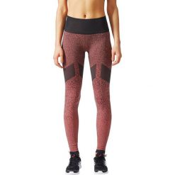 Adidas Spodnie SMLSS czerwone r.  XS (BR6408). Czerwone spodnie sportowe damskie marki Adidas, xs. Za 219,42 zł.