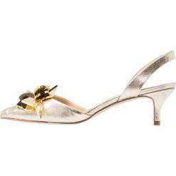 Katy Perry THE LISA Czółenka champagne. Brązowe czółenka marki Etro. Za 629,00 zł.