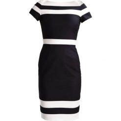 Sukienki: Paper Dolls Sukienka etui black/cream