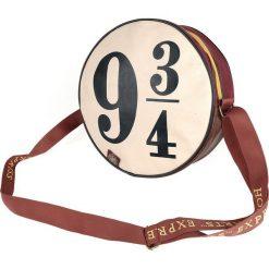 Harry Potter Hogwarts Express - 9 3/4 Torba na ramię czerwony/beżowy. Brązowe torby na ramię męskie Harry Potter, na ramię. Za 121,90 zł.