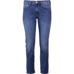 True Religion Jeansy Straight Leg blue tencel denim. Niebieskie boyfriendy damskie True Religion. Za 839,00 zł.