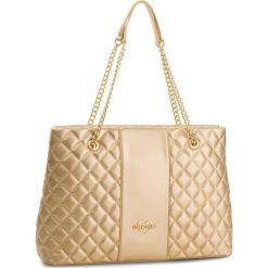 Torebka LOVE MOSCHINO - JC4011PP16LB0901  Oro. Żółte torebki klasyczne damskie marki Love Moschino, ze skóry ekologicznej. Za 959,00 zł.