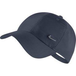 Nike Czapka unisex H86 Cap Metal Swoosh grafitowa. Czapki damskie Nike. Za 60,85 zł.