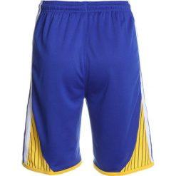 Nike Performance SWINGMAN ICON SHORT  Krótkie spodenki sportowe rush blue. Niebieskie spodenki chłopięce Nike Performance, z materiału, sportowe. Za 159,00 zł.