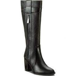 Kozaki ARMANI JEANS - 925292 7A626 00020 Nero. Czarne buty zimowe damskie marki Armani Jeans, z jeansu. W wyprzedaży za 699,00 zł.