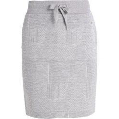 Spódniczki ołówkowe: Betty & Co ROCK UNGEF Spódnica ołówkowa  light silver melange