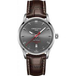 RABAT ZEGAREK CERTINA Certina DS 2 C024.410.16.081.10. Szare zegarki męskie CERTINA, szklane. W wyprzedaży za 1883,20 zł.