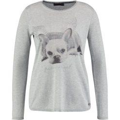 Frieda & Freddies Sweter sterling grey. Szare swetry klasyczne damskie Frieda & Freddies, z bawełny. Za 499,00 zł.