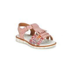 Sandały Dziecko  Chicco  CITY. Czerwone sandały dziewczęce Chicco. Za 183,20 zł.