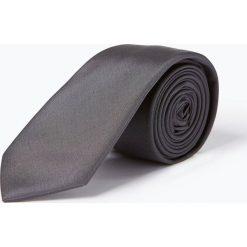 Strellson - Krawat jedwabny męski, szary. Szare krawaty męskie Strellson, z jedwabiu. Za 179,95 zł.