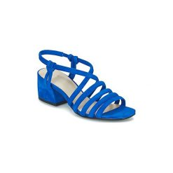 Sandały Vagabond  SAIDE. Niebieskie sandały damskie marki Vagabond. Za 351,20 zł.