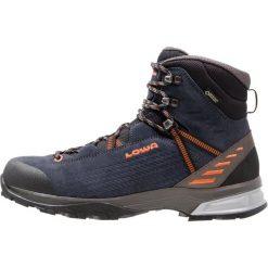 Lowa ARCO GTX MID Buty trekkingowe navy/orange. Niebieskie buty trekkingowe męskie Lowa, z materiału, outdoorowe. W wyprzedaży za 687,20 zł.