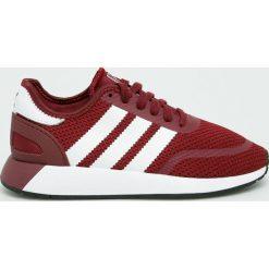 Adidas Originals - Buty. Brązowe buty sportowe damskie marki adidas Originals, z bawełny. Za 379,90 zł.