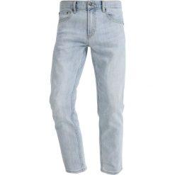 Obey Clothing JUVEE FLOODED Jeansy Slim Fit bleached indigo. Niebieskie rurki męskie Obey Clothing. Za 339,00 zł.