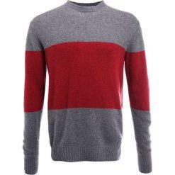 Swetry klasyczne męskie: Loreak KILI Sweter heather grey