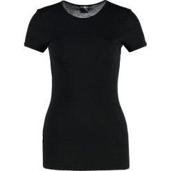 Icebreaker Tshirt basic black. Czarne t-shirty damskie Icebreaker, xl, z materiału. Za 239,00 zł.