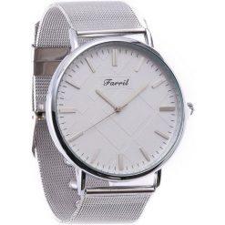 Srebrny Zegarek Craving. Szare zegarki damskie Born2be, srebrne. Za 44,99 zł.