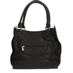 TOREBKA 8693-1. Czarne torebki klasyczne damskie Casu. Za 54,99 zł.