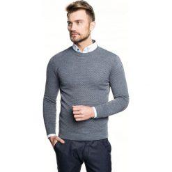 Sweter albern półgolf szary. Czerwone swetry klasyczne męskie marki Recman, m, z długim rękawem. Za 199,00 zł.