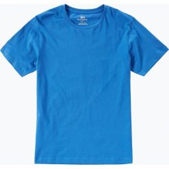 Nils Sundström - T-shirt męski, niebieski. Niebieskie t-shirty męskie Nils Sundström, m. Za 49,95 zł.