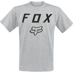 T-shirty męskie z nadrukiem: Fox Legacy Moth SS Premium Tee T-Shirt szary