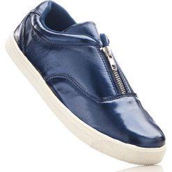 Buty sportowe damskie: Buty wsuwane bonprix ciemnoniebieski