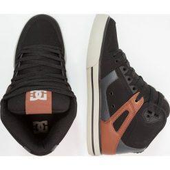 Tenisówki męskie: DC Shoes SPARTAN  Buty skejtowe black/tan