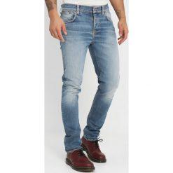 Nudie Jeans GRIM TIM Jeansy Slim Fit blue dunes. Czarne jeansy męskie relaxed fit marki Criminal Damage. Za 629,00 zł.