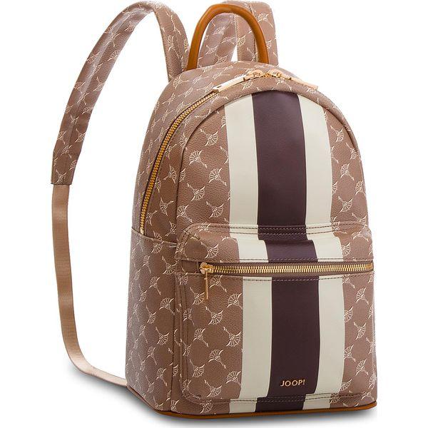 a5c8496e8c4de Plecak JOOP! - Cortina Due 4140004119 Latte Macchia 710 - Pomarańczowe  plecaki damskie JOOP!