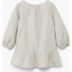 Sukienki dziewczęce: Mango Kids – Sukienka dziecięca Paris 80-104 cm
