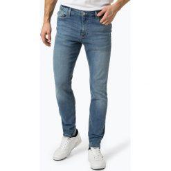 Review - Jeansy męskie – Jeremy Skinny, niebieski. Niebieskie jeansy męskie skinny Review. Za 179,95 zł.