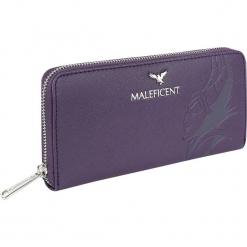 Śpiąca królewna Loungefly - Maleficent Portfel jasnofioletowy (Lilac). Fioletowe portfele damskie Śpiąca królewna, z motywem z bajki. Za 164,90 zł.