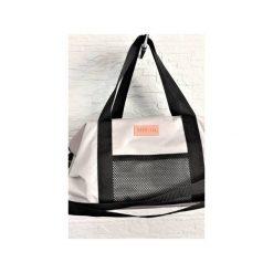 Sportowa torba Mili Fit Bag - grey/light grey. Szare torby podróżne Militu, w paski. Za 230,00 zł.