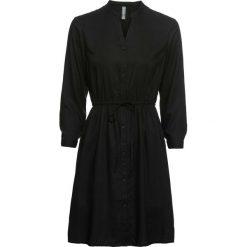 Sukienka koszulowa bonprix czarny. Czarne sukienki balowe marki Reserved. Za 109,99 zł.