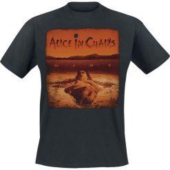 T-shirty męskie: Alice In Chains Dirt Cover T-Shirt czarny