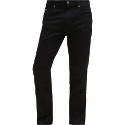 BOSS ATHLEISURE MAINE Jeansy Straight Leg black. Niebieskie jeansy męskie marki BOSS Athleisure, m. Za 509,00 zł.