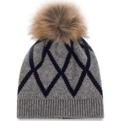 Czapka WEEKEND MAXMARA - Amour 55760684600  003. Niebieskie czapki zimowe damskie marki WED'ZE, z materiału. Za 629,00 zł.