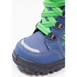 Superfit HUSKY1 Śniegowce water. Niebieskie buty zimowe damskie marki Superfit, z materiału. W wyprzedaży za 186,75 zł.