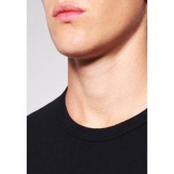 James Perse CREW LIGHTWEIGHT Tshirt basic black. Czarne t-shirty męskie James Perse, m, z bawełny. Za 379,00 zł.