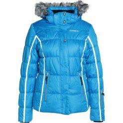 Icepeak YASMIN Kurtka narciarska sky blue. Niebieskie kurtki damskie narciarskie marki Icepeak, z materiału. W wyprzedaży za 439,20 zł.