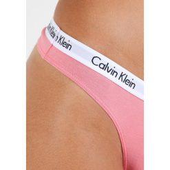 Majtki damskie: Calvin Klein Underwear THONG 3 PACK  Stringi white/ephemer