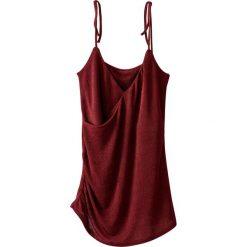 Bluzki damskie: Koszulka na cienkich ramiączkach z ozdobnymi węzełkami