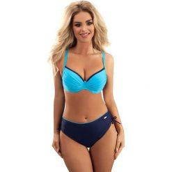 Bez Kategorii: Bikini w kolorze granatowo-jasnoniebieskim