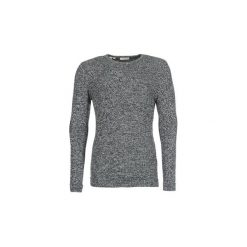 Swetry Selected  SLHVICTOR. Szare swetry klasyczne męskie marki Selected, l, z materiału. Za 219,00 zł.