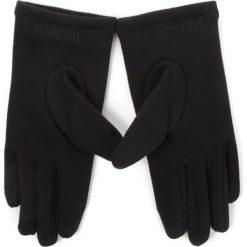 Rękawiczki Damskie KAZAR - 36186-DZ-00 Black. Czarne rękawiczki damskie Kazar, z materiału. Za 149,00 zł.