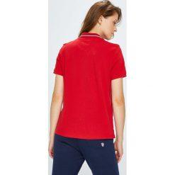 Tommy Jeans - Top. Szare topy damskie marki Tommy Jeans, l, z bawełny. W wyprzedaży za 179,90 zł.