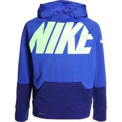 Bejsbolówki męskie: Nike Performance HOODIE Bluza z kapturem hyper royal/deep royal blue/ocean bliss