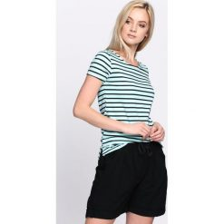 T-shirty damskie: Jasnoniebieski T-shirt Timeless