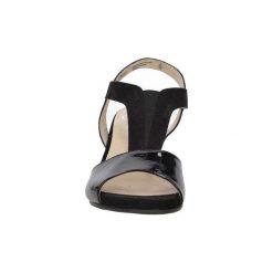 Sandały Caprice  SANDAŁY  9-28306-26. Czarne sandały damskie Caprice. Za 189,99 zł.